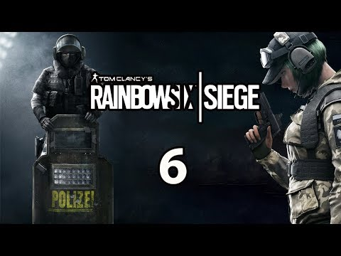 Northernlion and Friends Play: Rainbow Six: Siege! [Ep 6: Blitz and Ela]