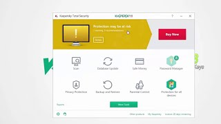 Kaspersky Internet Security 2018 Activation Code License Key
