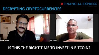 Decrypting Cryptocurrency: Is it the right time to invest in Bitcoin & others?