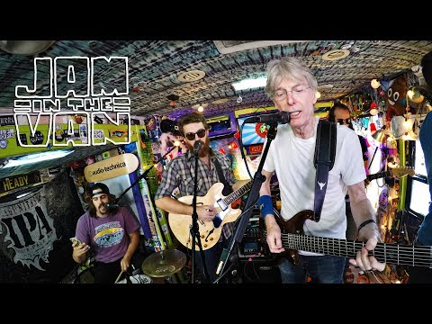 "PHIL LESH & THE TERRAPIN FAMILY BAND - ""The Wheel"" (Live at Terrapin Crossroads 2017) #JAMINTHEVAN"