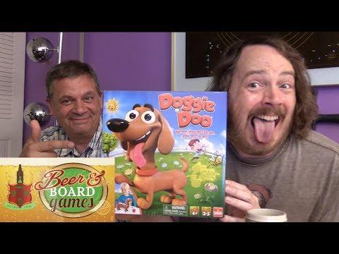 Doggie Doo + Shark Bite | Beer and Board Games