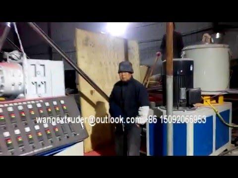 China PVC Coil Mat Extrusion Line / Manufacturing Machine Manufacturer