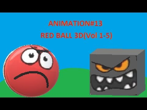 Red Ball 4 Volume 5