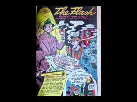 1942 comic cavalcade