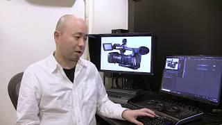 Canon 4K HDR 10bit記録 業務用ビデオカメラ 【XF705】