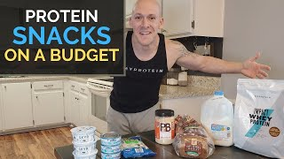 Best Protein Snacks on a Budget