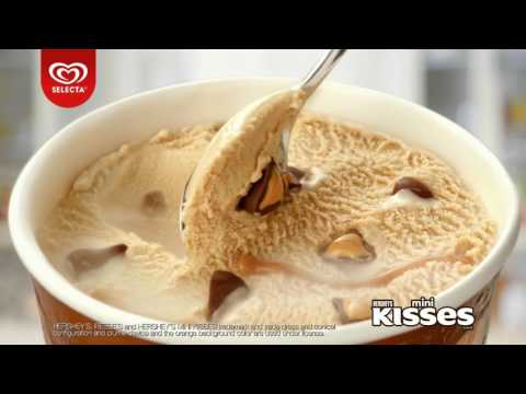 Your Well-Loved HERSHEY'S Chocolates, Now In Selecta Ice Cream!