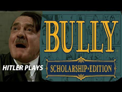 Hitler Plays Bully: Scholarship Edition |