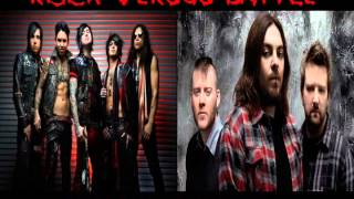 Rock Versus Battle - Escape the Fate vs. Seether