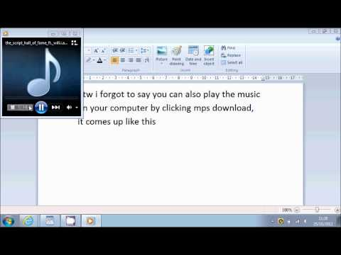 How to download free music on mobile and ipod