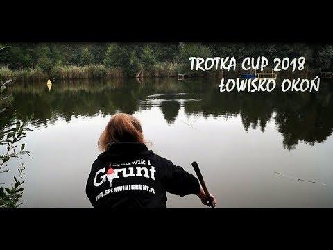 Fishing Queen na Zawodach Trotka Cup 2018 || Łowisko Okoń thumbnail