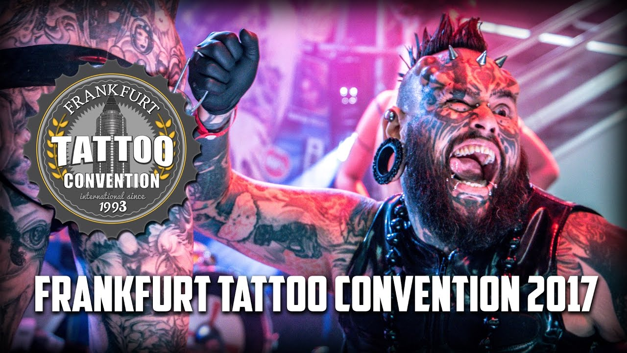 tattoo convention frankfurt 2017 aftermovie youtube