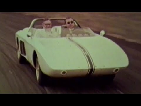 1962 Ford Mustang HD Original Research Car Rare Commercial Classic Carjam TV