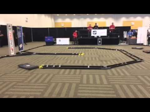 Solar panel race at Intersolar North America conference