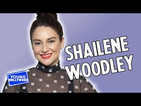 Shailene Woodley on SNOWDEN, Food Pics, & Beauty Regimens