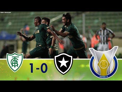 Melhores momentos - América-MG 1 x 0 Botafogo - Campeonato Brasileiro (12/05/2018)