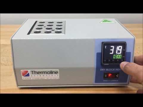 Dry Block Heaters Dry Bath Heaters - Thermoline Scientific