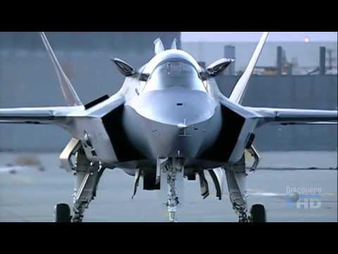 Discovery Channel - Segredos da Força Aérea do Futuro (DUBLADO)