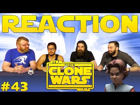 "Star Wars: The Clone Wars #43 REACTION!! ""Death Trap"""