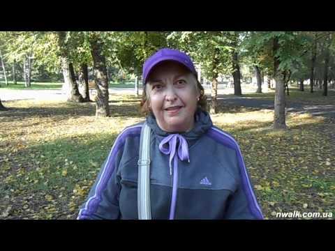 Скандинавская ходьба - «Моя жизнь разделилась на ДО и