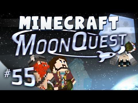 Minecraft - MoonQuest 55 - Laser Turret
