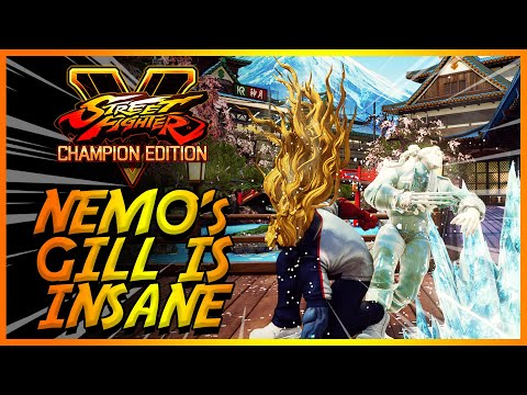 """Gill VT1 VT2 Mix-Ups 