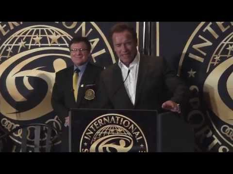 2015 ISHoF Induction Ceremony