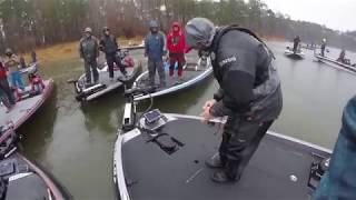 BFL FLW Tournament Cancelled due to Fog but Us Bass Anglers still have Fun!