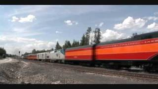 Railfanning By Location Episode 4: Marias Pass Featuring SP 4449 (BNSF Hi Line)