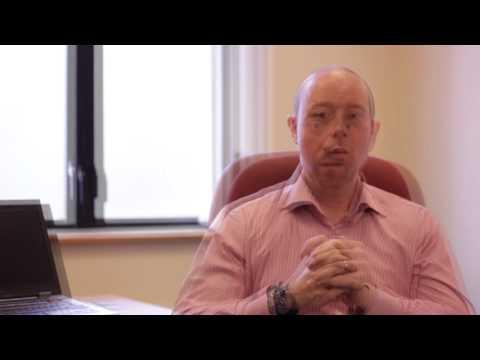 John MacLaren explains Cognitive Behaviour Therapy