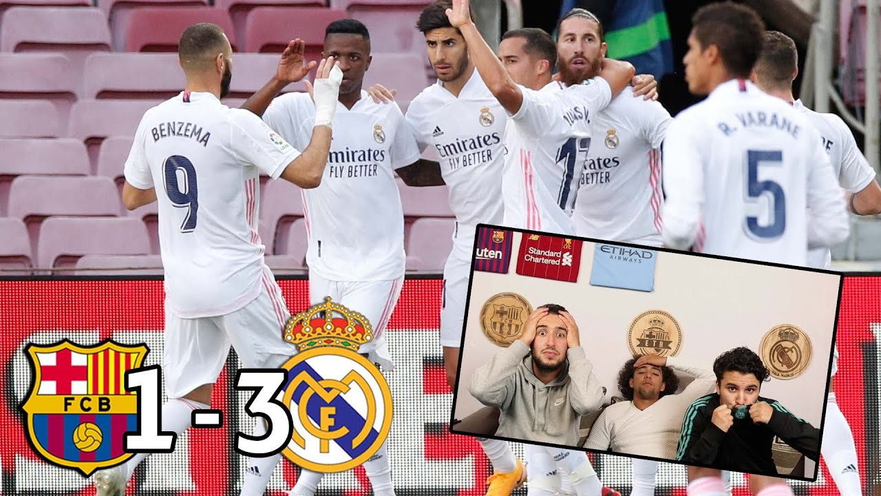 Download Barcelona vs Real Madrid 1-3 | El Clasico Reaction - Reacciones