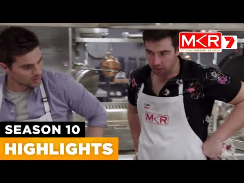 Big Mistakes In The Semi Finals | MKR Season 10 Episode 49