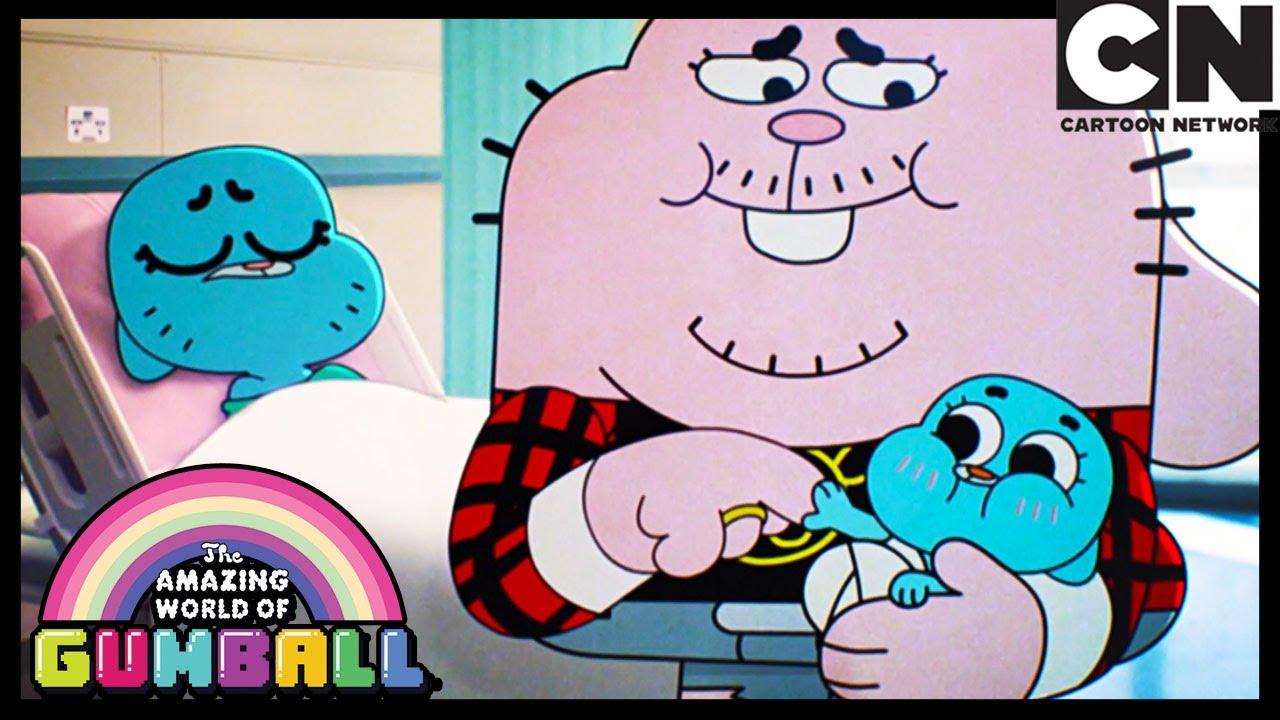 El pasado | El Increíble Mundo de Gumball en Español Latino | Cartoon Network