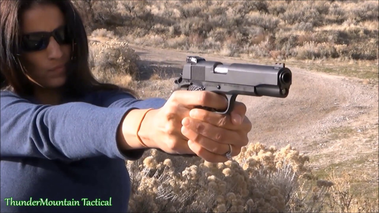 Rock Island Armory (RIA) M1911 FS Tactical II  45 Acp 650 Round Review!!!