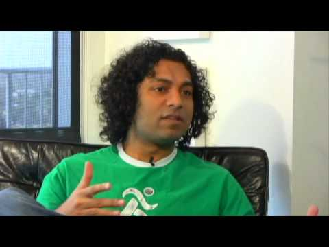 How Stanford Grad Learns Bootstrap Business Philosophy - Bijoy Goswami