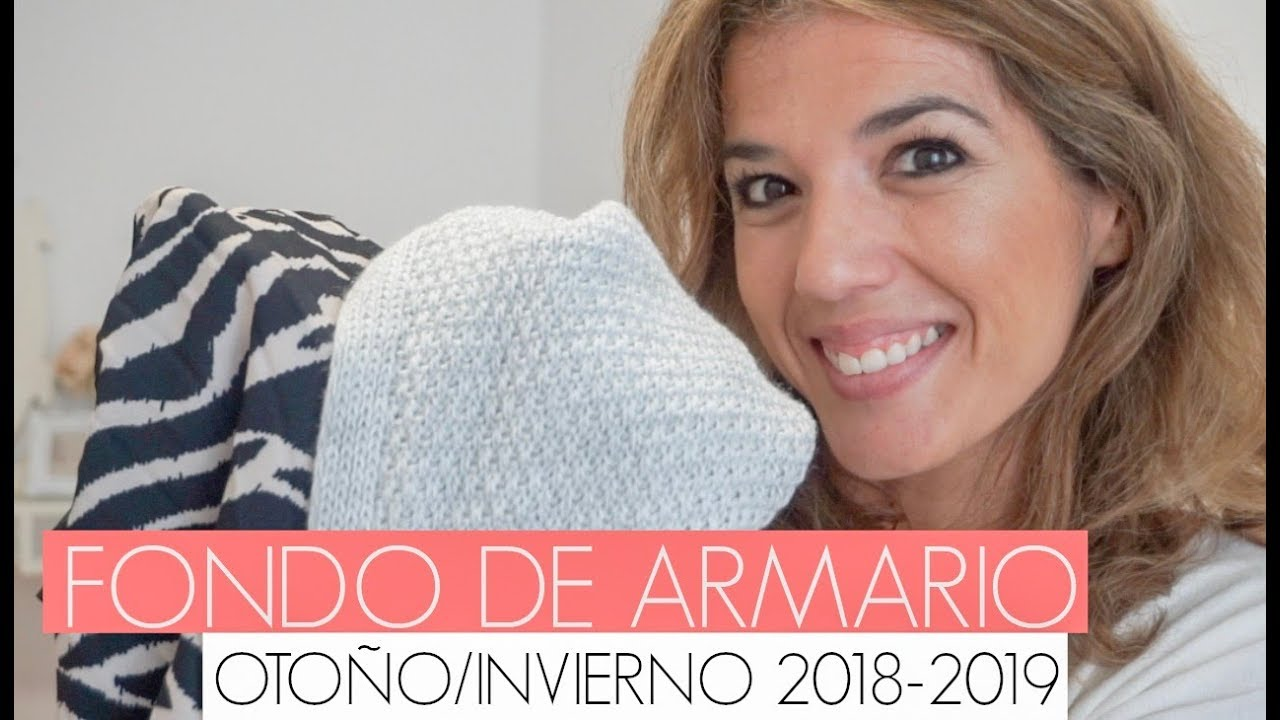 7643c44fa3 FONDO DE ARMARIO BÁSICO IDEAL