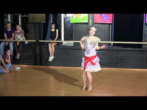 """Dancing Mouse"" - Asia Kharchikova at MOST 2013 (Cabaret)"