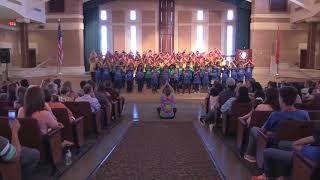 Jones Elementary | Kindergarten Celebration 2018