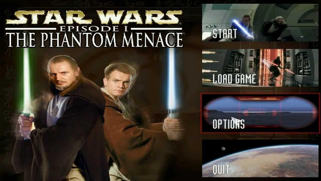 Lego Star Wars | The Phantom Menace - YouTube |Star Wars Phantom Menace Youtube