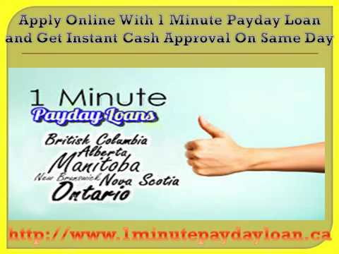 Online Payday Loans Ontario- Get Small Amount Of Funds Quickly And Effortlessly