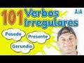 101 Verbos Irregulares en Ingles