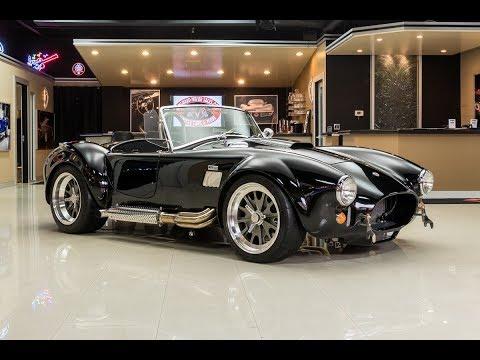 1965 Shelby Cobra Backdraft For Sale