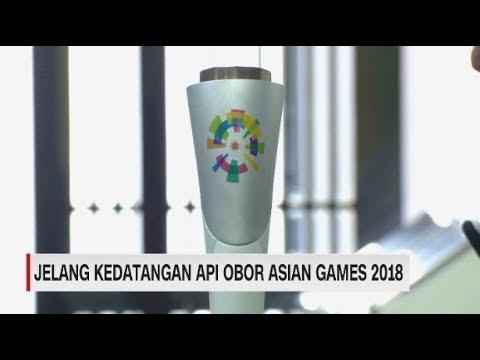 Cover Lagu Jelang Kedatangan Api Obor Asian Games HITSLAGU