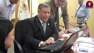 Tema: UNMSM firma digitalmente primeras Resoluciones Rectorales