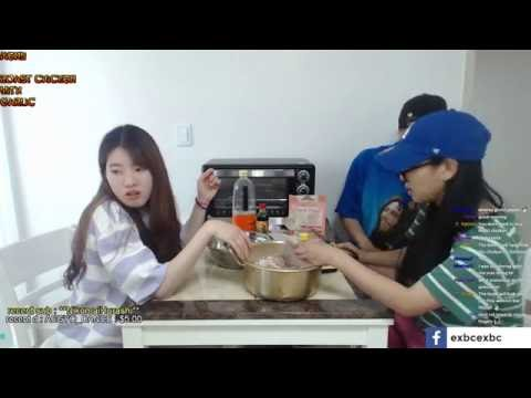wiith Sister! Housewarming party : Real Korea LIVE [EXBC]