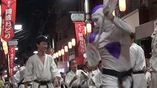第23回きたまち阿波おどり 25連+にわか連が参加 今年も元気いっぱい踊...