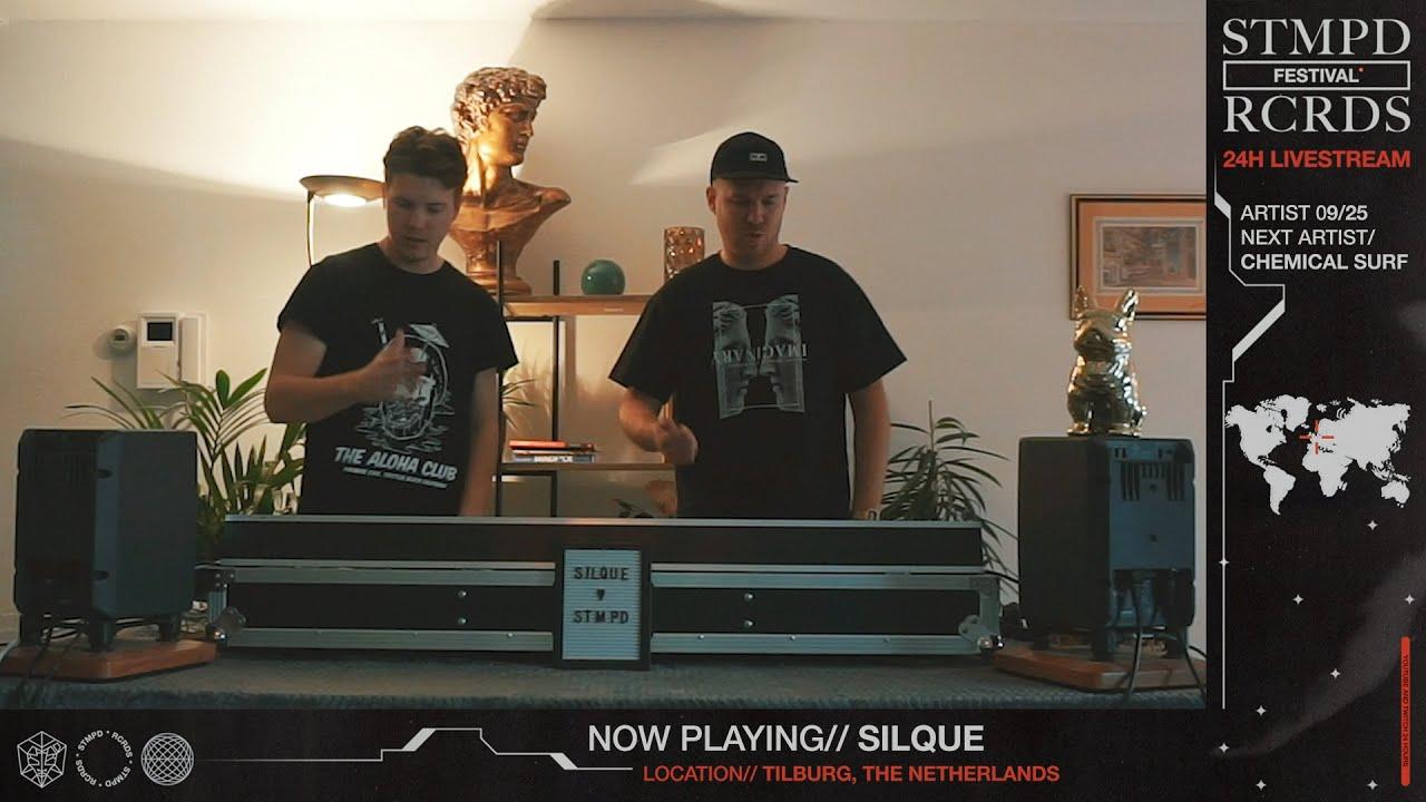 Download SILQUE LIVE @ STMPD RCRDS FESTIVAL