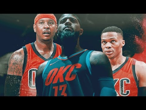 5 Reasons Why The Thunder Will Be The NBA's Best Team After The Melo Trade
