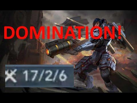 BARON DOMINATION!!! Vainglory 5v5