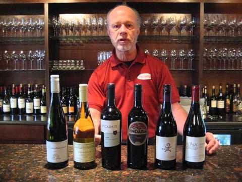 March 2013 - 6 for $60 Wine Description